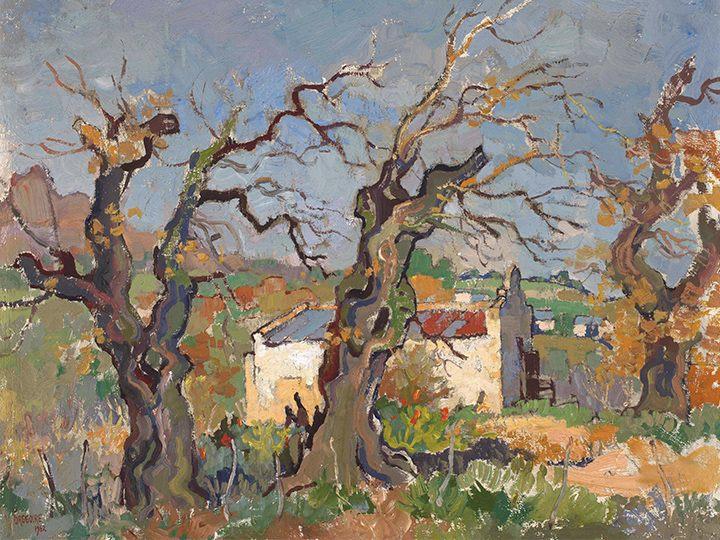 Gregoire Boonzaier; After the Rain, Kenilworth