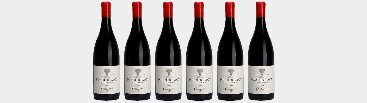 June Online Wine Sale - Stellenbosch theme