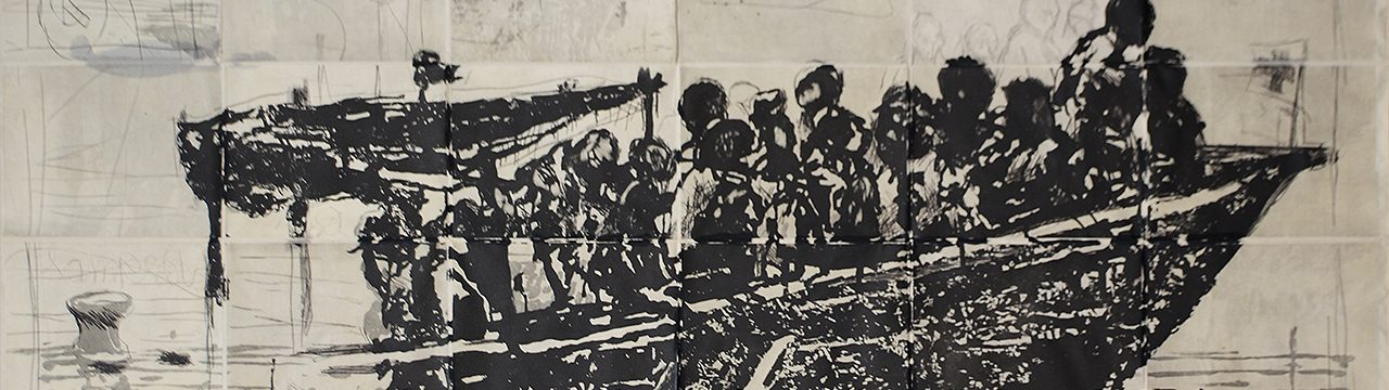 Works from forty years of international superstar William Kentridge's career under the hammer in May